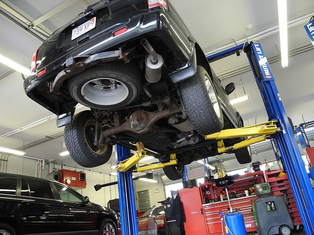 The Ganyo Insurance Agency has many - Arizona Garage Keepers Liability Insurance for automotive repair, service, and dealership industry.